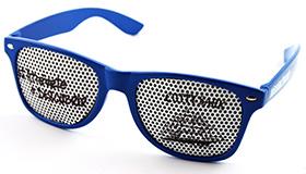 3b089721ef6d7a wayfarer zonnebril met bedrukte glazen
